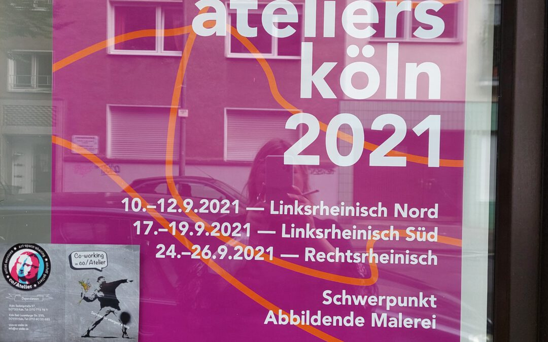 OFFENE ATELIERS KÖLN 2021