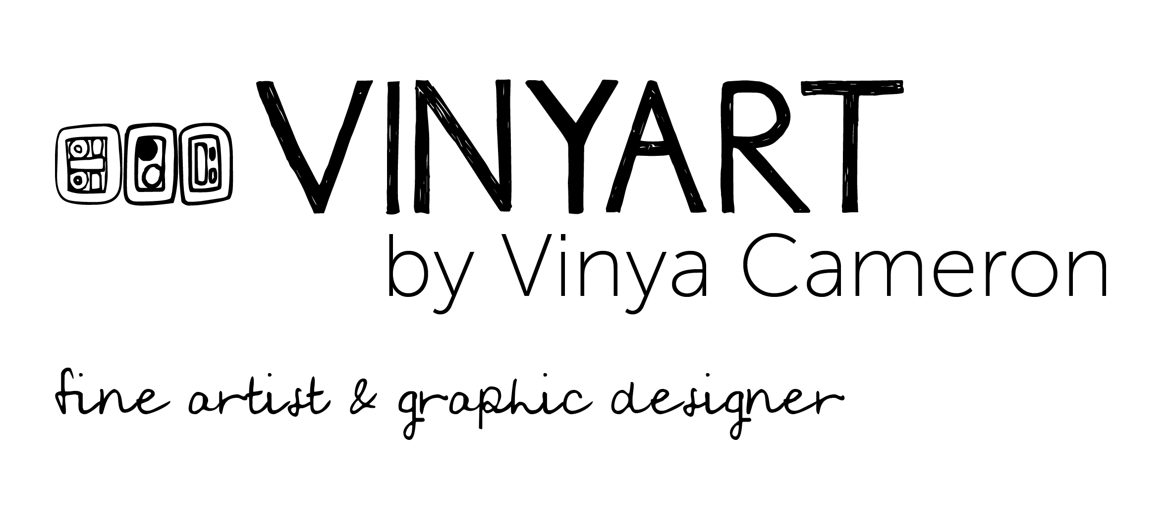 VINYART - Art by Vinya Cameron