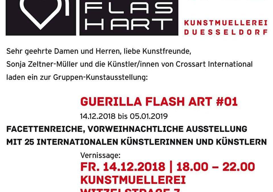 Gruppenausstellung Düsseldorf 14.12.18 bis 05.01.2019