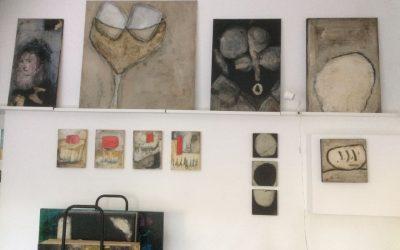 Solo Exhibition – Einzelausstellung im Nippeser Salon 14-28.01.2017
